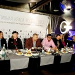 Жюри конкурса Пивная краса России 2013
