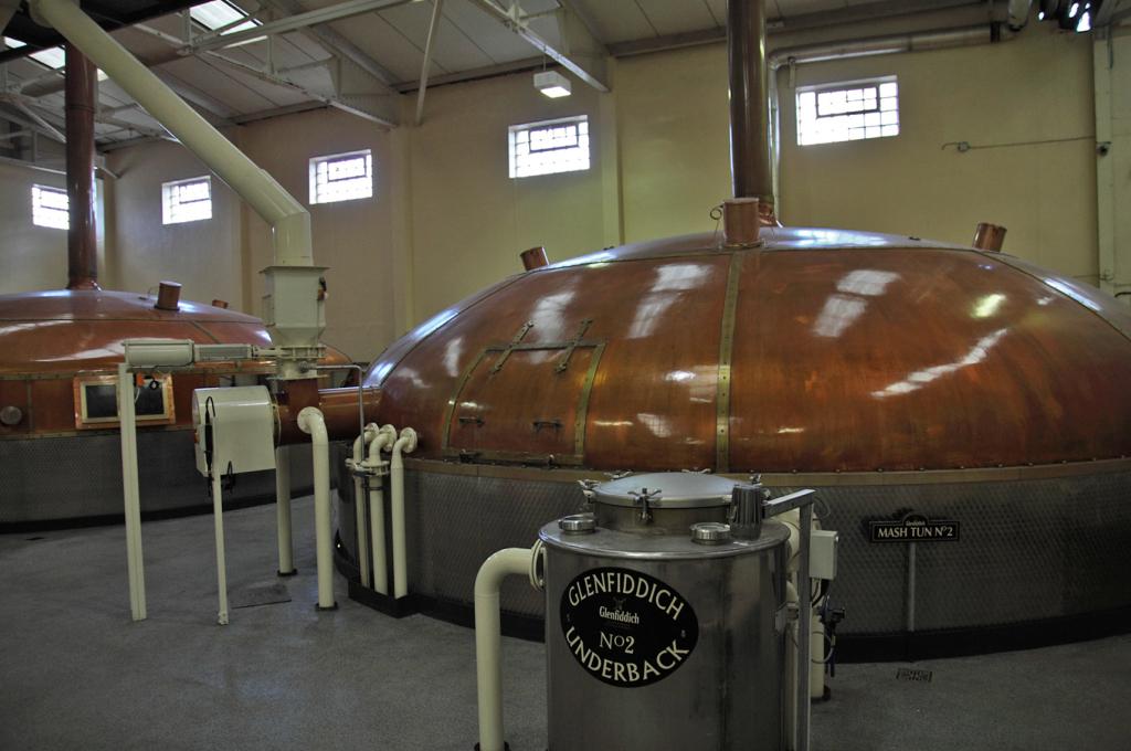 Виски производство