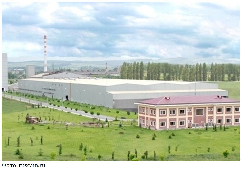 Русджам завод